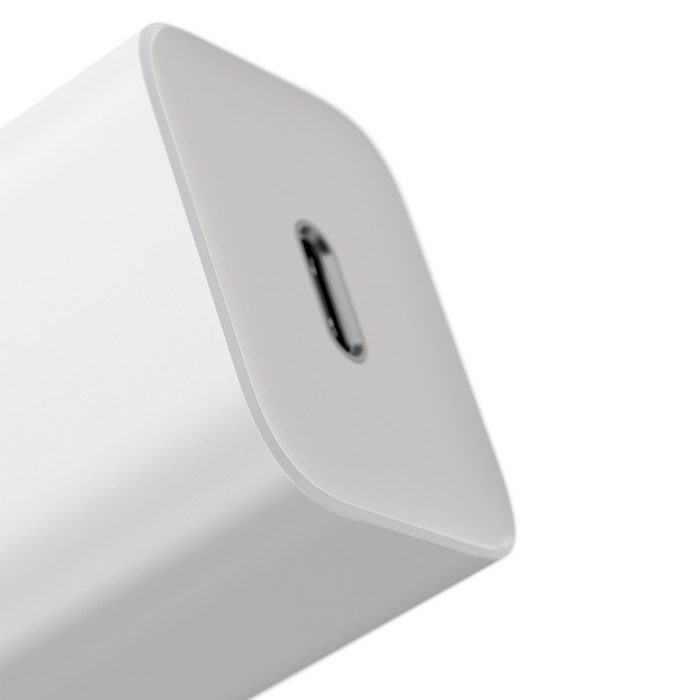 wall chargers - baseus super si quick charger 1c 20w (white) - 5 - krytarna.cz