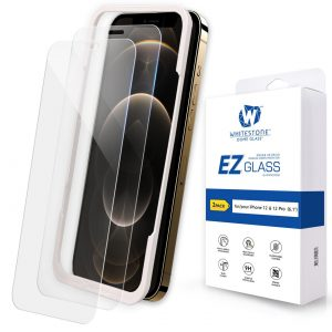 iPhone 12 Pro - Whitestone EZ Glass Apple iPhone 12/12 Pro [2 PACK] - 1 - krytarna.cz