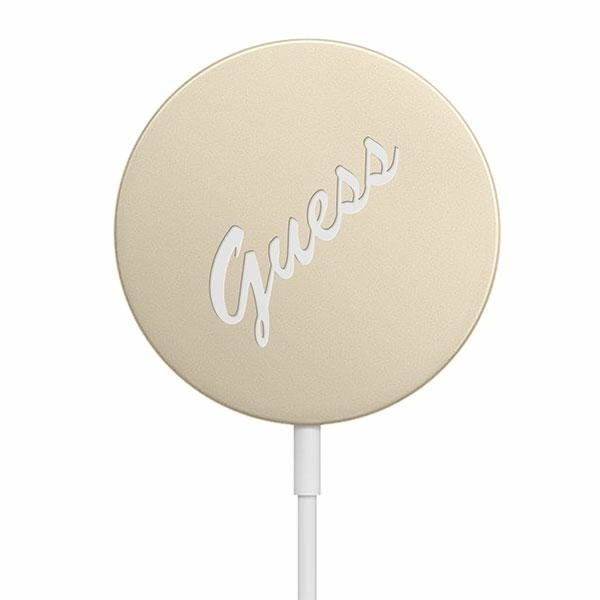 wireless chargers - guess gucbmsvslg wireless charger 15w magsafe - 1 - krytarna.cz
