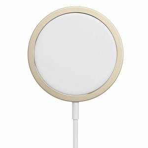 Wireless chargers - Guess GUCBMSVSLG Wireless Charger 15W MagSafe - 2 - krytarna.cz