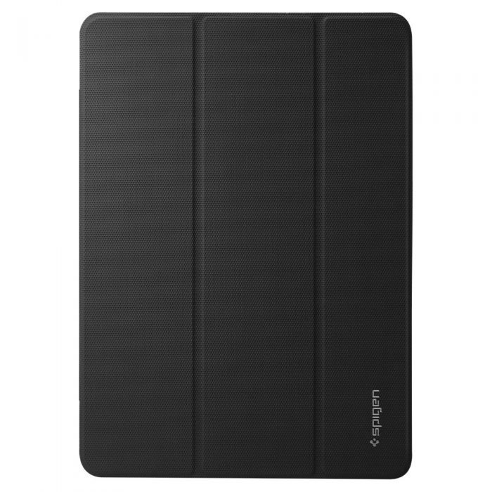 2020) - spigen liquid air folio apple ipad pro 12.9 2021 black - 2 - krytarna.cz