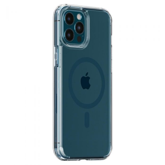 iphone 12 pro max - spigen ultra hybrid mag magsafe apple iphone 12 pro max pacific blue - 9 - krytarna.cz