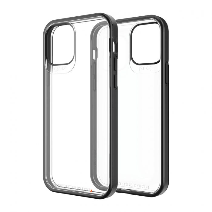 iphone 12 pro - gear4 hackney 5g apple iphone 12/12 pro (black) - 1 - krytarna.cz