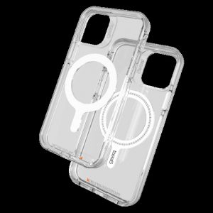 iPhone 12 Pro - GEAR4 Crystal Palace MagSafe Apple iPhone 12/12 Pro (clear) - 1 - krytarna.cz