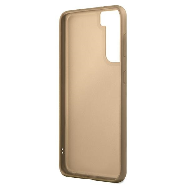 s21 plus - guess guhcs21mgf4gbr samsung galaxy s21+ plus brown hardcase 4g charms collection - 7 - krytarna.cz