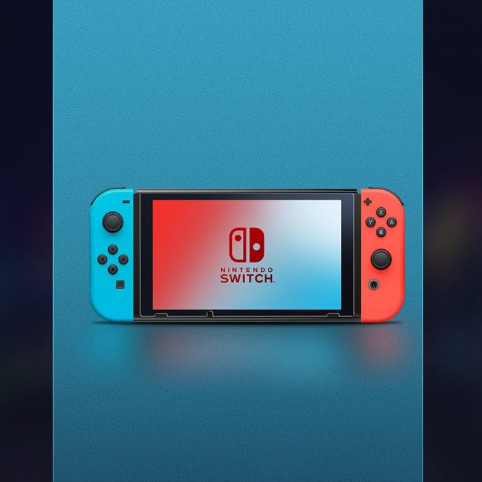 ugreen 2x tempered glass for nintendo switch transparent (50728) - export 832