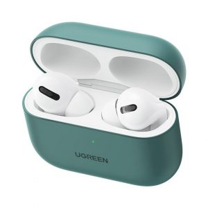 AirPods - Ugreen Silica Gel Case Protector for Apple Airpods Pro black (80513) - 2 - krytarna.cz