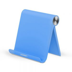 Mounts - Ugreen multi angle adjustable portable phone tablet stand blue (30390) - 1 - krytarna.cz