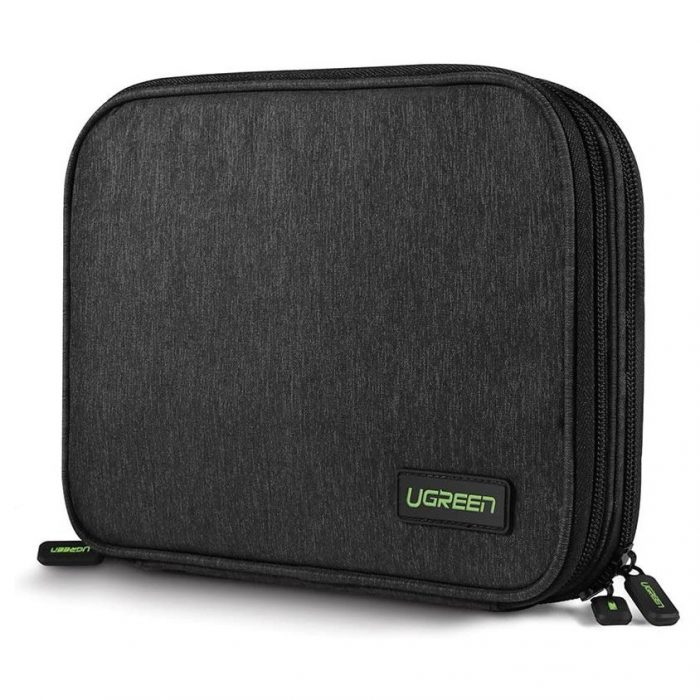 universal cases - ugreen cable accessory storage bag phone cables 24