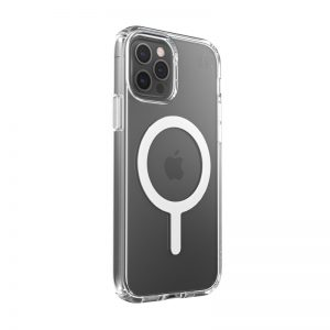 iPhone 12 Pro - Speck Presidio Perfect Clear + Magsafe Apple iPhone 12/12 Pro Case with MICROBAN (Clear) - 2 - krytarna.cz