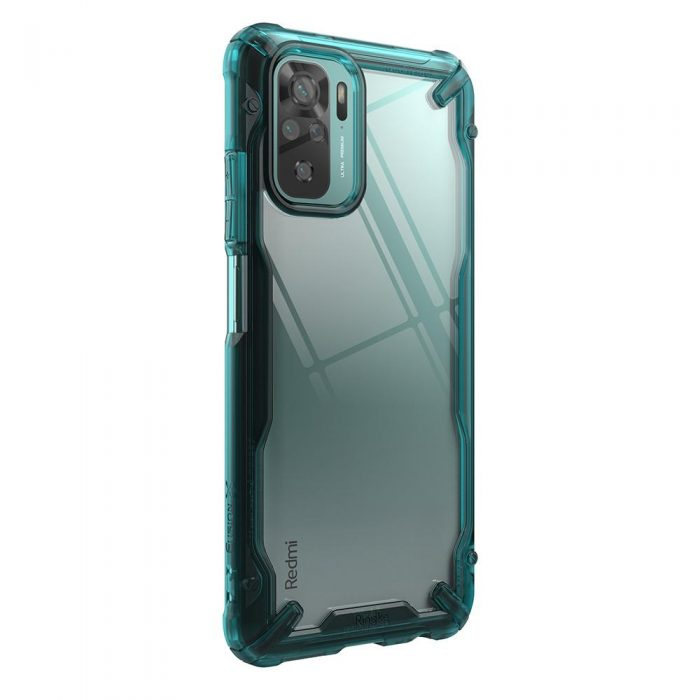 redmi note 10/10s - ringke fusion-x redmi note 10/10s turquoise green - 1 - krytarna.cz
