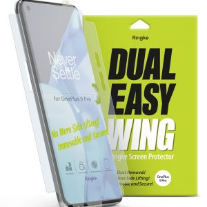 OnePlus 9 Pro - Ringke Dual Easy Wing Full Cover OnePlus 9 Pro [2 PACK] - 1 - krytarna.cz