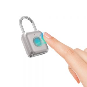 Other accessories - Fingerprint Smart Padlock BlitzWolf BW-FL1 - 1 - krytarna.cz