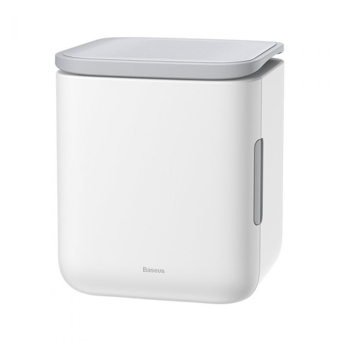 other accessories - baseus igloo mini fridge for students 6l eu (cooler and warmer) (acxbw-a02) white - 3 - krytarna.cz