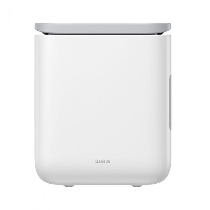 other accessories - baseus igloo mini fridge for students 6l eu (cooler and warmer) (acxbw-a02) white - 7 - krytarna.cz