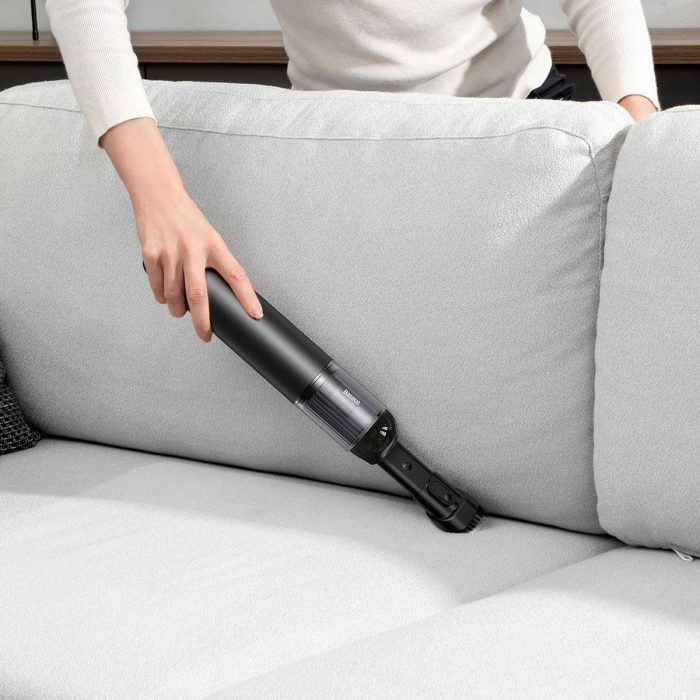 cleaning & disinfection - baseus a3 cordless car vacuum cleaner 15000pa (black) - 8 - krytarna.cz