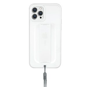 iPhone 12 Pro - UNIQ Heldro Apple iPhone 12/12 Pro natural frost Antimicrobial - 1 - krytarna.cz