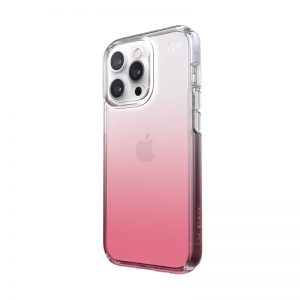 iPhone 13 Pro - Speck Presidio Perfect-Clear Ombre MICROBAN Apple iPhone 13 Pro (Clear/Vintage Rose) - 1 - krytarna.cz