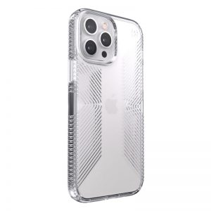 iPhone 13 Pro Max - Speck Presidio Perfect-Clear Grips MICROBAN Apple iPhone 13 Pro Max (Clear) - 2 - krytarna.cz