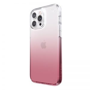 iPhone 13 Pro Max - Speck Presidio Perfect-Clear Ombre MICROBAN Apple iPhone 13 Pro Max (Clear/Vintage Rose) - 1 - krytarna.cz