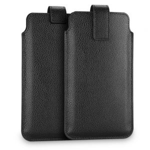 Universal cases - Tech-protect Sm65 Universal Phone Pouch 6.0-6.9 Inch Black - 1 - krytarna.cz