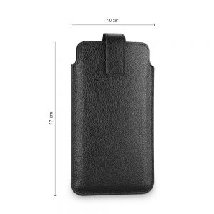 Universal cases - Tech-protect Sm65 Universal Phone Pouch 6.0-6.9 Inch Black - 2 - krytarna.cz