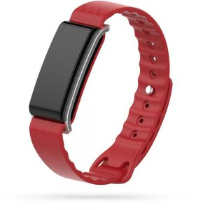 Watch/Band - Tech-protect Smooth Huawei Band A2 Red - 1 - krytarna.cz