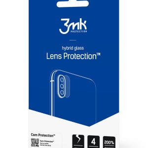 iPhone 13 Pro - 3MK Lens Protection Apple iPhone 13 Pro [4 PACK] - 1 - krytarna.cz