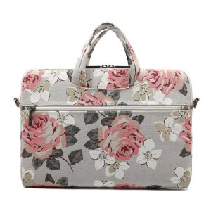 Bags - Canvaslife Briefcase Bag 15-16 inch White Rose - 2 - krytarna.cz