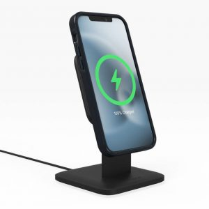 Wireless chargers - Mophie Snap+ Wireless Charging Stand MagSafe/Android 15W - 2 - krytarna.cz